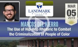 Landmark College Presents: Marcos Del Hierro