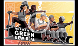 The Road to the Green New Deal - Dr. Jon Erickson