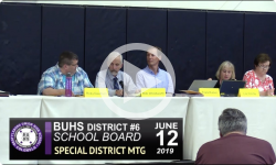 BUHS Special District Mtg 6/12/19