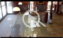 Brooks Library Main Reading Room Renovations - March 2017
