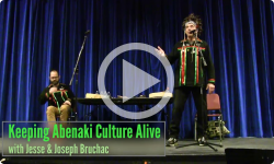 Keeping Abenaki Culture Alive 2/4/20