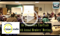 Brattleboro Time Trade 2015 Annual Meeting