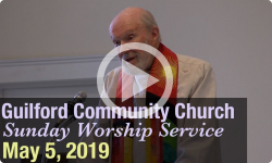 Guilford Church Service - 5/5/19