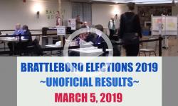 Brattleboro Election Results 2019