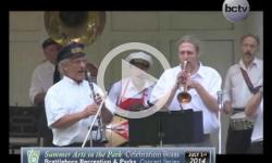 Parks & Rec: Celebration Brass Concert 7/1/14