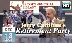 Jerry Carbone's Retirement Party 12/18/15
