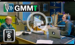 Green Mtn Mornings Tonight: Tuesday News Show 12/6/16