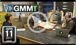 Green Mtn Mornings Tonight: Tuesday News Show 4/11/17