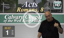 Calvary Chapel: May 1, 2016