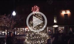 Brattleboro Christmas Tree Lighting 2019