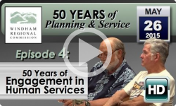 WRC 50th: 50 Years of Engagement in Human Services