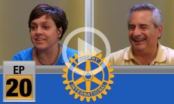Rotary Cares: Ep 20 - Carla Lineback and Jim Verzino