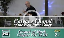Calvary Chapel: Nov 2, 2014
