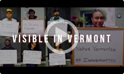 Visible in Vermont