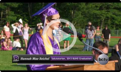 2013 Brattleboro Union High School Graduation