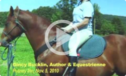 Gincy Bucklin: What Your Horse Wants You To Know