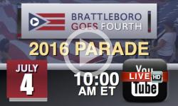 2016 July 4th Parade in Brattleboro [Live Stream]