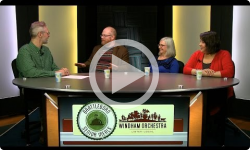 BCTV Open Studio: Windham Orchestra/Bratt Senior Meals