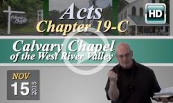Calvary Chapel: November 15, 2015