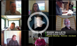 River Valleys Unified School District: RVUSD Bd Mtg 6/1/20