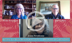 Keeping Up with Senior Solutions: Episode 12 - Fran Freeman