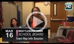 Brattleboro Town School Board Mtg 3/16/16