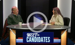 Meet the Candidates: Aaron Diamondstone, Candidate for State Senate - Windham County (LU)
