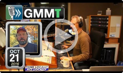Green Mtn Mornings Tonight: Friday News Show 10/21/16
