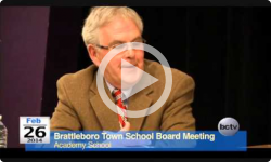 Brattleboro Town School Bd. Mtg. 2/26/14