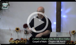 Calvary Chapel: Oct 26, 2014