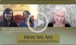 Here We Are with guests Elsie Smith and Serenity Forchion Smith