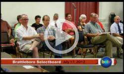 Brattleboro Selectboard Mtg: 7/17/2012