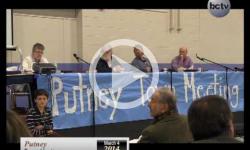 2014 Putney Town Mtg 3/4/14