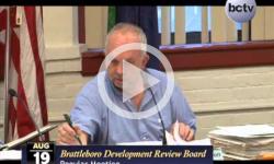 Brattleboro Development Review Board 8/19/13