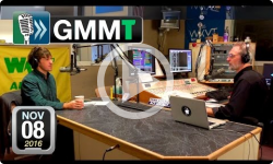 Green Mtn Mornings Tonight: Tuesday News Show 11/8/16