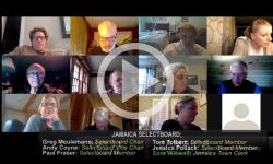 Jamaica Selectboard: Jamaica SB Mtg 5/11/20