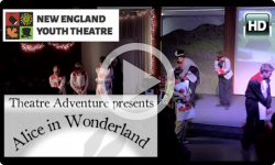 Theatre Adventure Program: Alice in Wonderland at NEYT 5/19/16