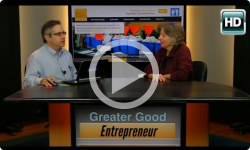 Who knew your pee could save the planet? Greater Good Entrepreneur: Ep 1