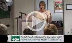 2013 Slow Living: Business Plan Awards