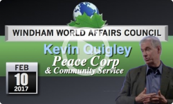 WWAC: Kevin Quigley - Peace Corps 2/10/17
