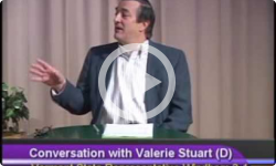 Conversations with Daryl Pillsbury: Candidate Valerie Stuart 4/29/2011