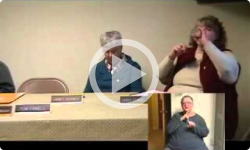 Brattleboro Housing Authority Board Mtg. 4/22/13