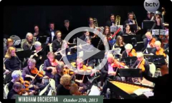 Windham Orchestra: The Social Waltzes 10/27/13