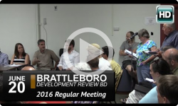 Brattleboro DRB 6/16/16 Mtg
