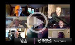 Jamaica Selectboard: Jamaica SB Mtg 6/8/20