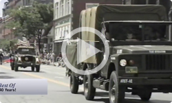 Looking Back - 40 Years of July 4th Parades in Brattleboro