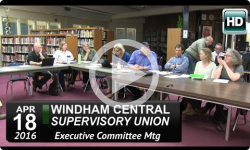 WCSU: Executive Committee Mtg 4/18/16