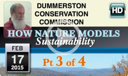 DCC: How Nature Models Sustainability, Pt 3 - 2/17/15