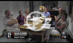 Guilford Selectboard Mtg. 5/27/15