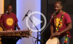Ep #44 with Crocodile River Music - Malian Fusion